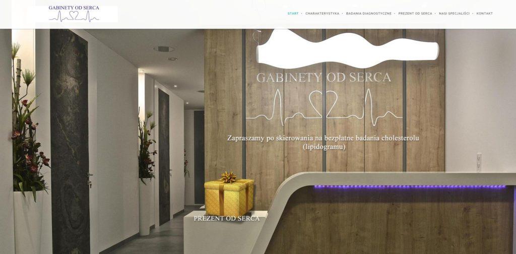 GABINETY OD SERCA to zespół praktyk prywatnych, oferujący ambulatoryjną diagnostykę kardiologiczną oraz leczenie schorzeń układu krążenia.